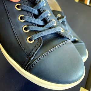 Josef Seibel Shoes - Josef Seibel European Blue Casual Shoe